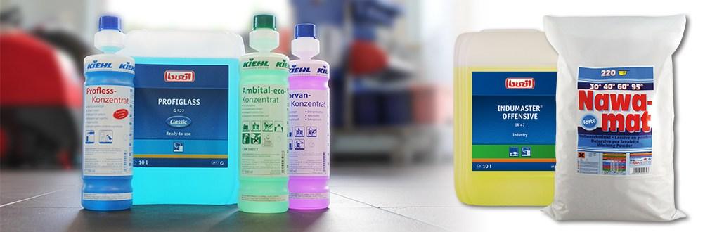 Reinigungs- & Pflegemittel