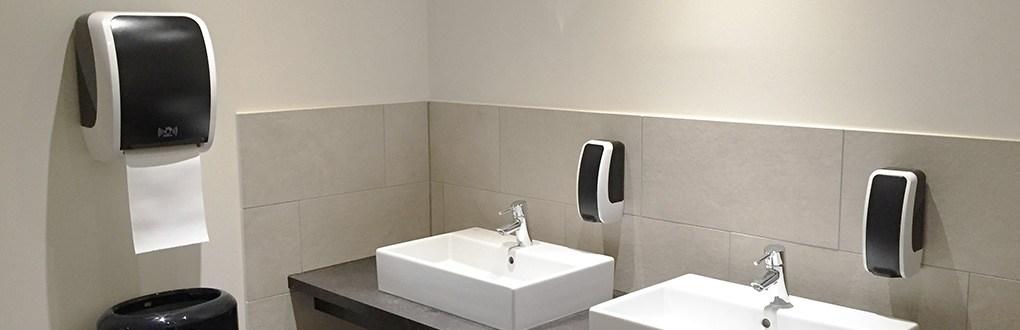 Waschraum & Hautschutz